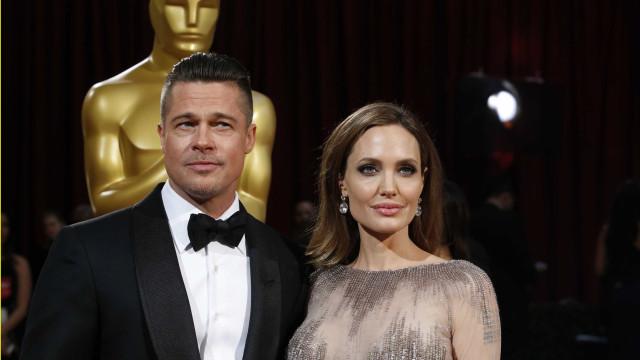 Brad Pitt quer o mínimo contato possível com Angelina Jolie