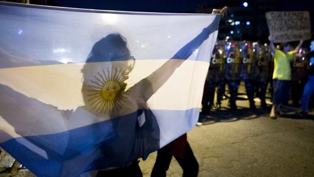 Exportações para a Argentina caíram 39,7% neste ano