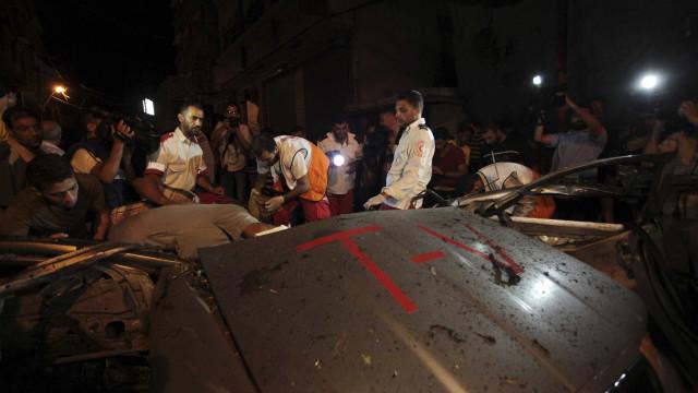 Novo ataque israelense em Gaza eleva para 56 número de mortos