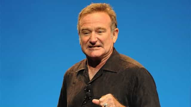 "Robin Williams estava ""profundamente triste"""