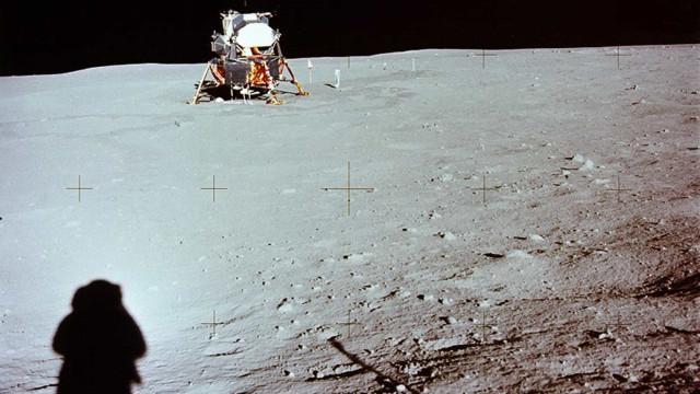 NASA quer pagar a empresas privadas por rochas da Lua