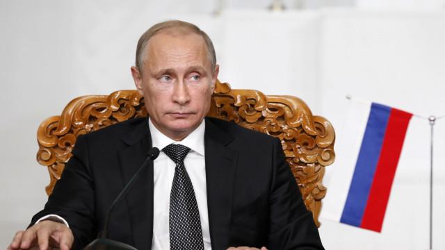 País que tiver míssil dos EUA será alvo, diz Putin