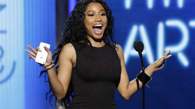 Nicki Minaj está grávida?