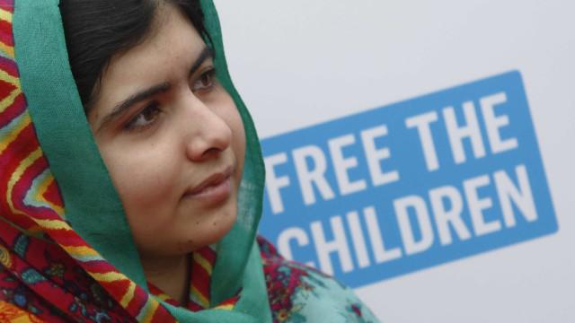 Nobel da Paz sai para a paquistanesa Malala e o indiano Kailash Satyarthi