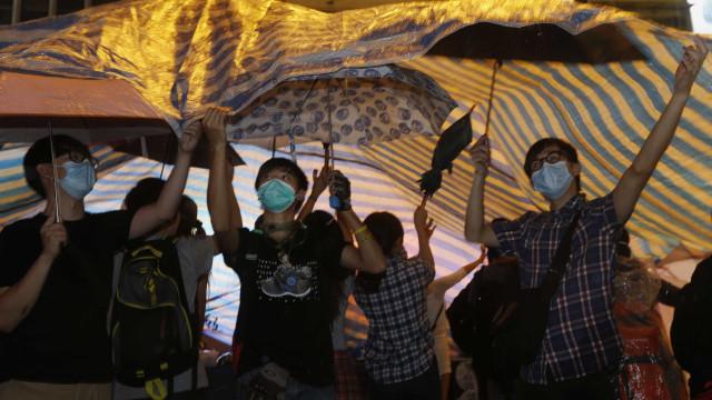 Polícia desarticula último reduto dos protestos com 17 detidos