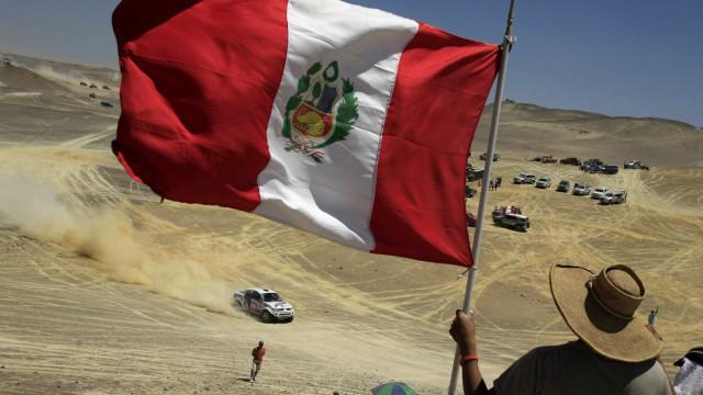 Peru: acidente nos Andes deixa dois mortos e 10 feridos