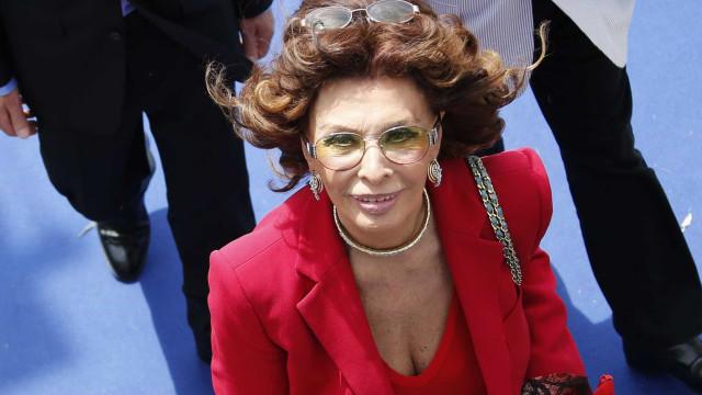 Sophia Loren vai protagonizar um filme depois de 11 anos