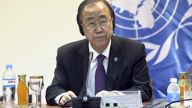 ONU pede coragem para atuar diante de atrocidades