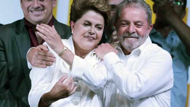 Dilma e Lula são hostilizados na Festa do Peão de Barretos