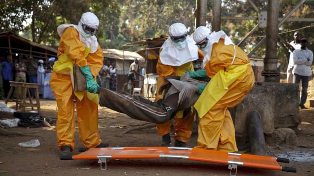 ONG pede recursos para países atingidos pelo ebola
