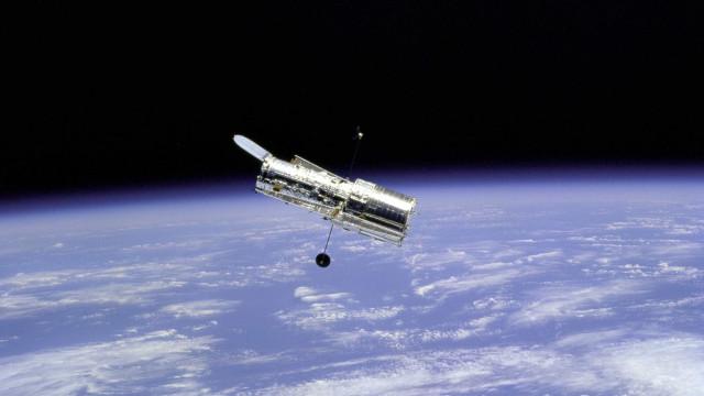 Hubble, o telescópio que mostrou uma nova forma de ver o Universo