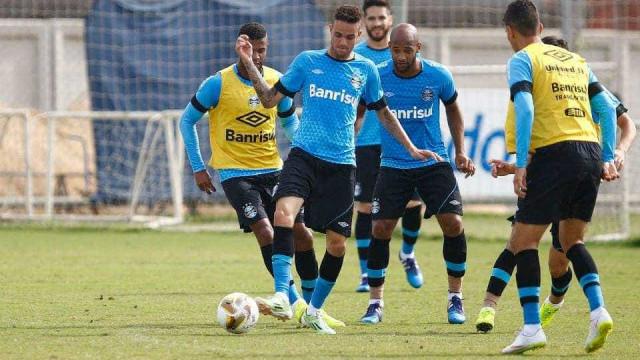 Yuri Mamute e Fellipe Bastos podem reforçar o Grêmio
