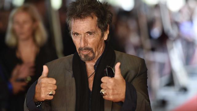 Em sua primeira série de TV, Al Pacino caça nazistas