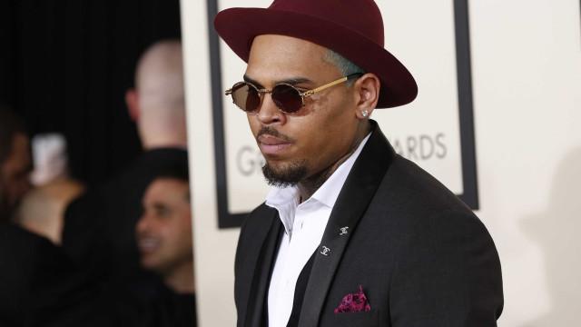 Cantor Chris Brown é preso após show na Flórida