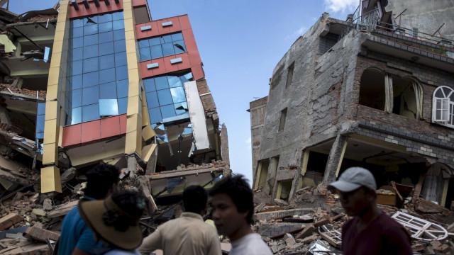 Brasileiros no Nepal estão bem após segundo terremoto