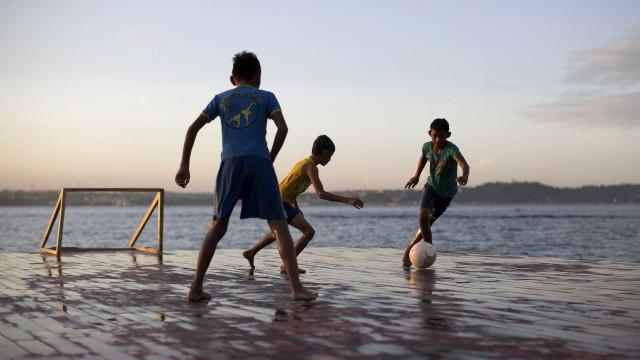 40% das crianças de 0 a 14 anos no Brasil vivem na pobreza