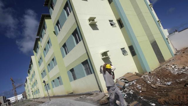 Menos da metade dos municípios do país têm plano de habitação