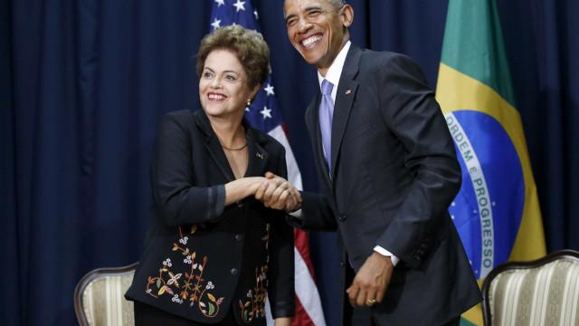 Primeiro compromisso de Dilma nos EUA é com empresários e investidores