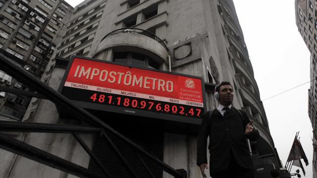 Impostômetro chega a R$ 1,6 trilhão na segunda-feira