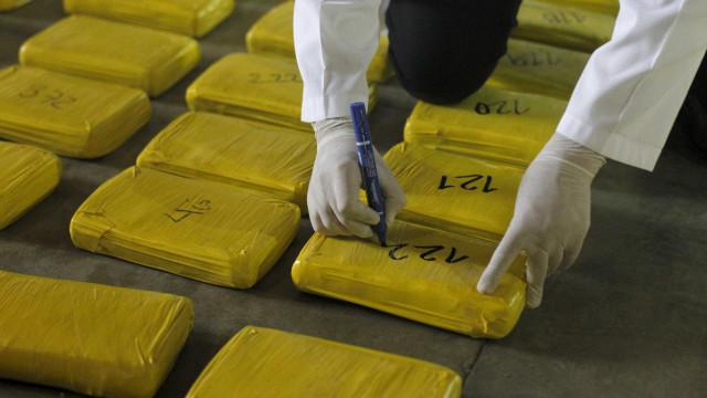 PRF apreende mais de 100 quilos de cocaína no Rio