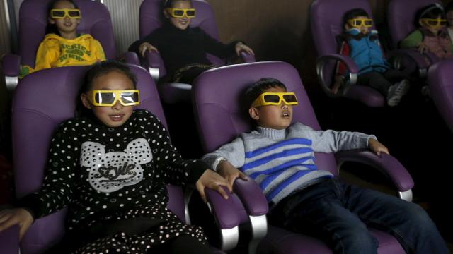 Estudo diz que assistir a filme em 3D aumenta o QI