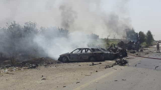 Triplo atentado suicida mata pelo menos 30 pessoas na Nigéria