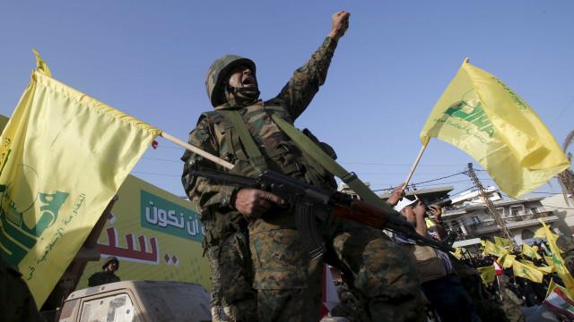 "Hezbollah ameaça ""deslocar milhões de israelenses"""