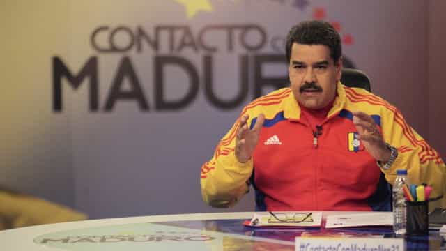 Otite obriga Nicolás Maduro a adiar viagem para visitar Papa