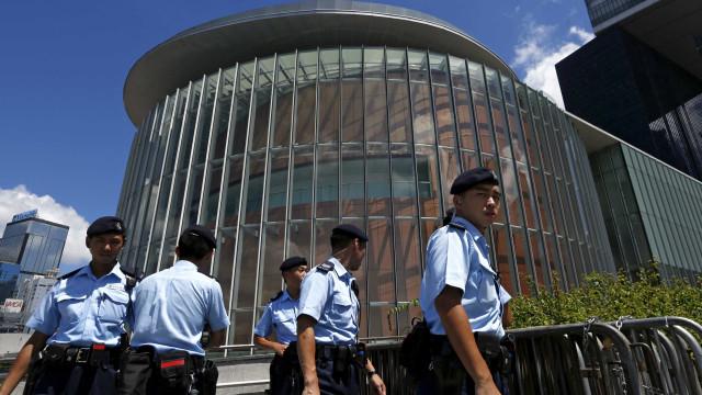 Sobe para 10 o número de detidos após descoberta de explosivos