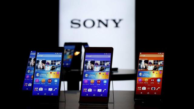 Sony vendeu apenas 600 mil smartphones no último trimestre