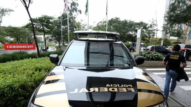 Obras da Petrobras financiaram caixa de propina da Odebrecht, diz PF