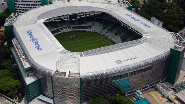 Estádio do Palmeiras estreia cinema drive-in nesta quarta-feira
