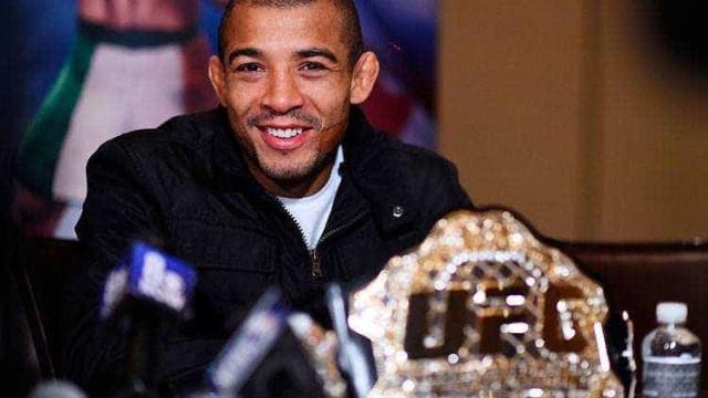 Em Las Vegas, José Aldo domina Marlon Vera e vence a primeira no peso galo do UFC