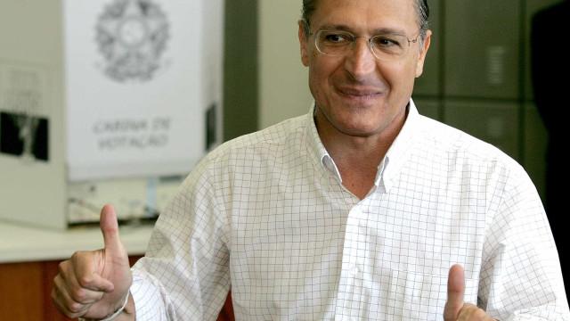 Alckmin é cogitado para sucessão de Temer em caso de eleição indireta