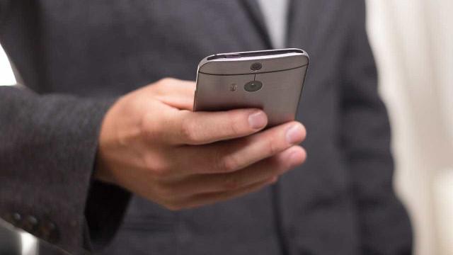 Hackers com sonar descobrem senha de celular sem que o dono perceba