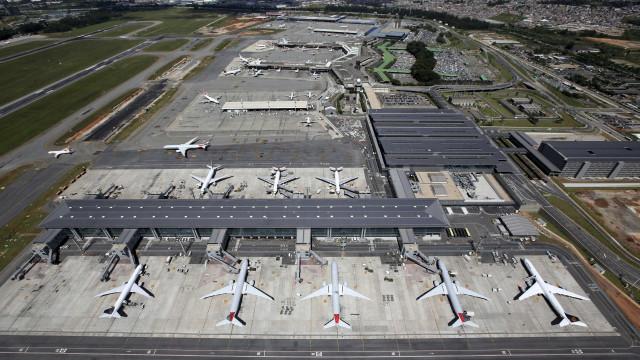 Trio é preso após roubo de carga no aeroporto de Guarulhos
