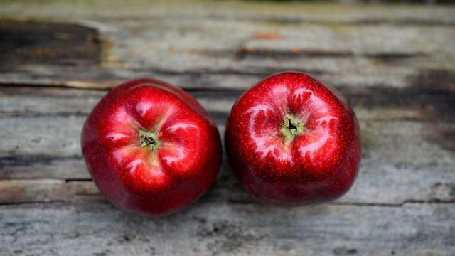 Como a maçã está associada a um menor risco de diabetes