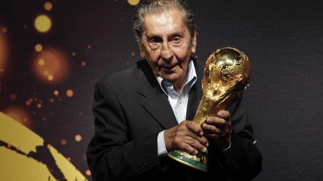 Morre Ghiggia, autor do gol que calou o Maracanã em 1950