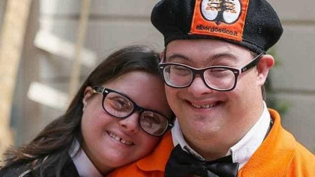 Hotel italiano tem apenas funcionários com síndrome de Down