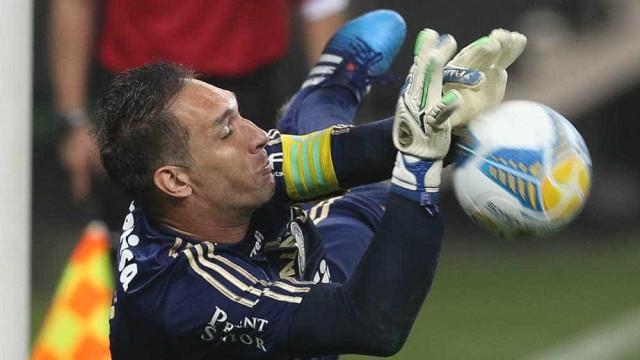 Prass anuncia saída do Palmeiras após 7 anos: 'Não foi como planejei'