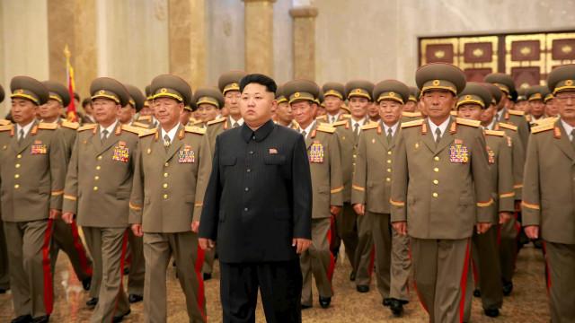 Coreia do Norte: mundo vai testemunhar nova arma estratégica