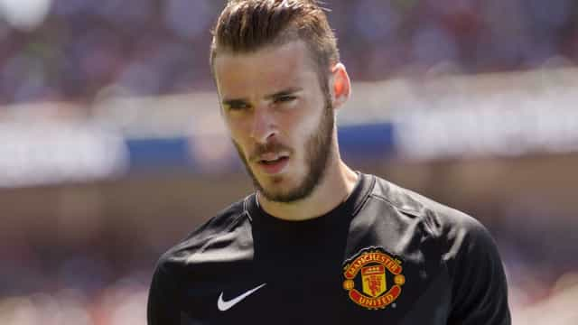 Manchester United perde do Sunderland com gol contra do goleiro De Gea