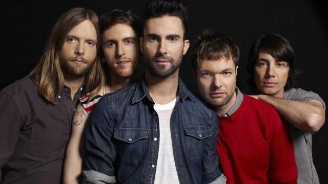 Venda de ingressos para shows do Maroon 5 começa nesta quinta