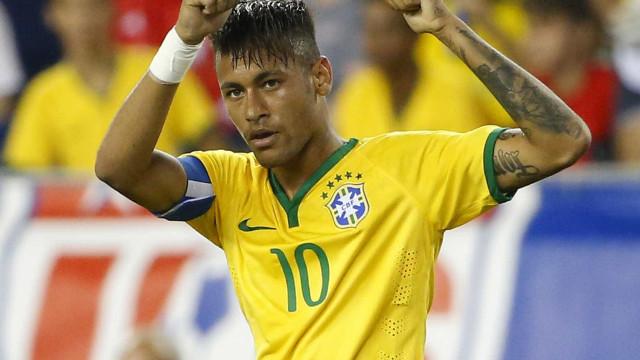 Luis Enrique admite que Barcelona pode liberar Neymar para a Olimpíada