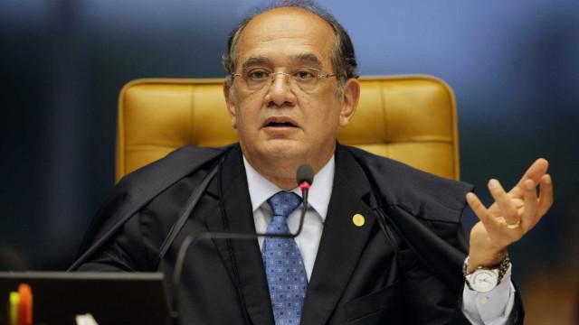 Gilmar culpa PT por violência no país, mas vota a favor de Lula
