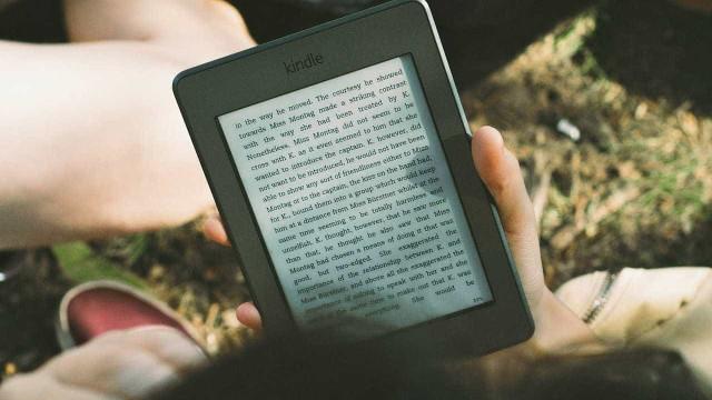 Os melhores e-readers do mercado