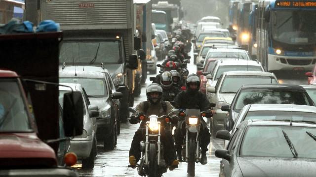 Mortes de motociclistas em SP sobem 18%
