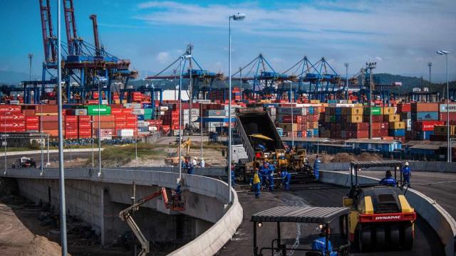 Exportações crescem por cinco trimestres consecutivos