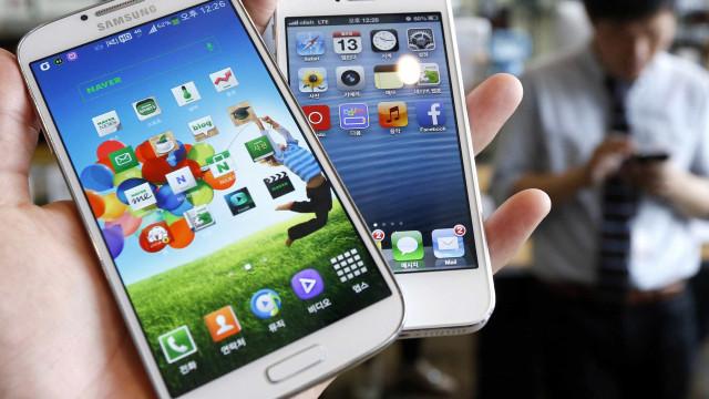 Após 7 anos, Apple e Samsung chegam a acordo judicial sobre patentes