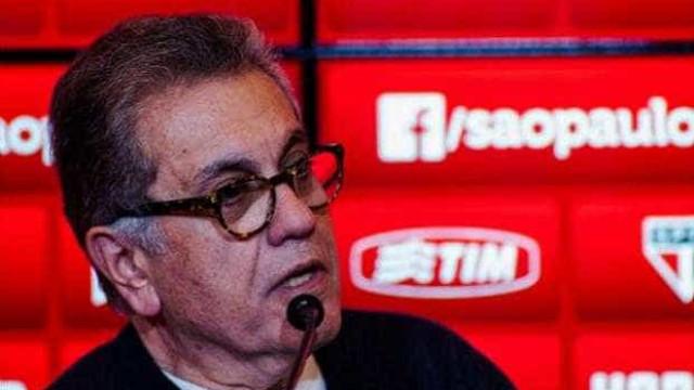 Conselheiros do São Paulo recebem email com tentativa de extorsão
